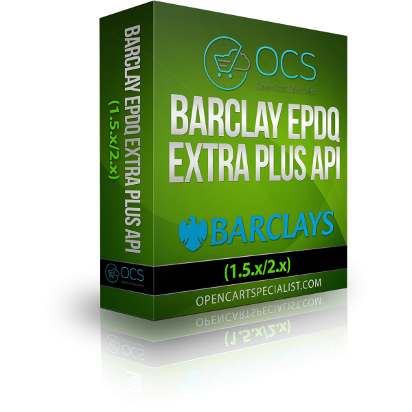 Barclay ePDQ Extra Plus (Direct API)